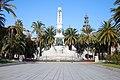 Plaza y Monumento a los Héroes de Cavite, en Cartagena - panoramio.jpg
