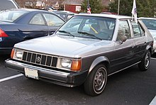 1989 Dodge Omni for Sale 1 - Plymouth Horizon - 1989 Dodge Omni for Sale 1