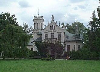 Henryk Sienkiewicz - Sienkiewicz's residence at Oblęgorek