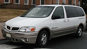 Pontiac Montana - WikipediaWikipedia, the free encyclopedia