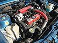 Pontiac Sunbird GT engine (6840950212).jpg