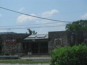 Ponzio's - Ponzio's Diner, July 2011