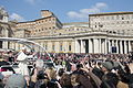 Pope Benedictus XVI - St. Peter's Square - Vatican City - 23 March 2011 - (1).jpg