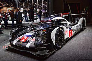 sports car endurance racing event held at the Circuit de la Sarthe, Le Mans, France
