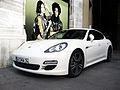 Porsche Panamera in istanbul sirkeci.jpg
