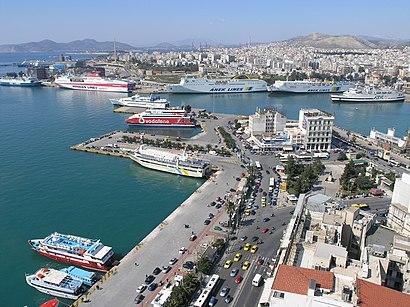 Πώς να πάτε στο προορισμό Λιμάνι Πειραιά με δημόσια συγκοινωνία - Σχετικά με το μέρος