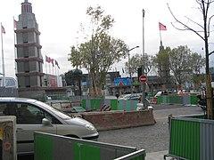 Porte de versailles wikip dia - Parc exposition porte de versailles ...