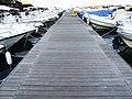Porto turistico di Ognina Catania - Gommoni e Barche - Creative Commons by gnuckx - panoramio (20).jpg