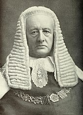 A man in legal dress