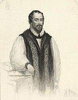 Robert Farrar, Bishop of St. Davids. Martyr