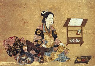 eldest daughter of Japanese shogun Tokugawa Hidetada