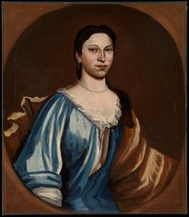 Portrait of a Lady (possibly Tryntje Otten Veeder)