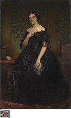 Portret van Beatrix van Herreweghe