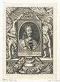 Portret van Ferdinand III Portretten van staatslieden (serietitel), RP-P-1908-1191.jpg