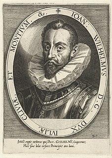 John William, Duke of Jülich-Cleves-Berg