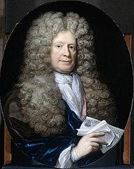 Portrait of Pieter van de Poel
