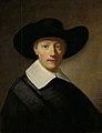 Portret van een man, bekend als Gozen Centen (1611-12-77) Rijksmuseum SK-A-4166.jpeg