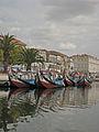Portugal - Aveiro - boats (5357148388).jpg