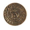 Portugisiskt mynt, 1721 - Skoklosters slott - 109471.tif