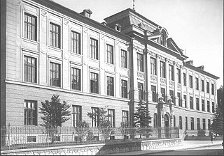 Poljane Grammar School General gymnasium, classical gymnasium school in Ljubljana, Slovenia