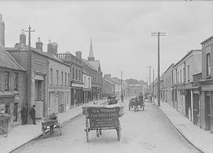 Rathfarnham - Main Street, Rathfarnham, c. 1905