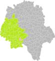 Pouzay (Indre-et-Loire) dans son Arrondissement.png