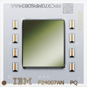 PowerPC 970 - Image: Power PC 970MP
