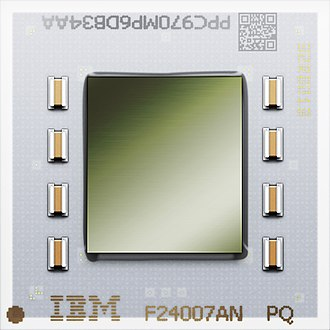 PowerPC 970 - Image: Power PC 970MP