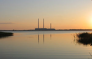 Elektrėnai - Elektrėnai Reservoir and the power plant