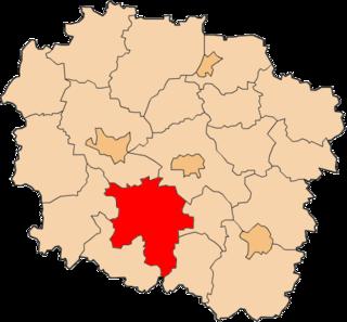 Inowrocław County County in Kuyavian-Pomeranian, Poland