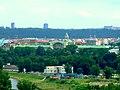 Praha, Trója, pohled na Výstaviště.jpg