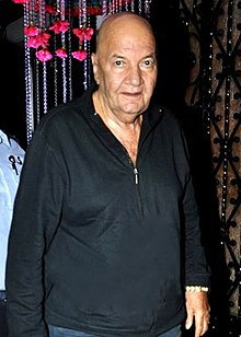 Prem Chopra at Rakesh Roshan's birthday bash.jpg