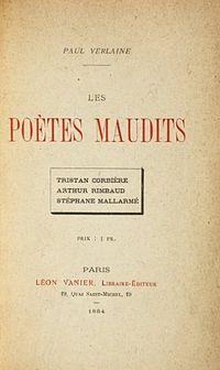 Los Poetas Malditos Wikipedia La Enciclopedia Libre