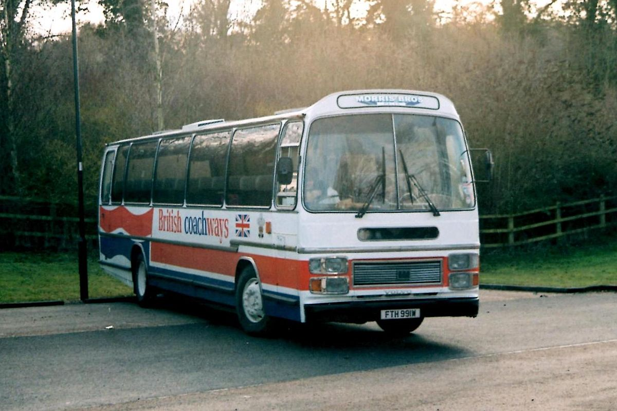 Volvo B58 - Wikipedia