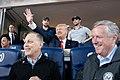 President Trump at the World Series Game (48974320508).jpg
