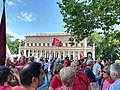 Presidio in ricordo dei Morti di Reggio Emilia 12.jpg