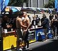 Pride BeerStandKiss (7448642238).jpg
