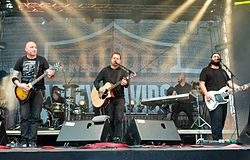 Prime Circle bei den Hamburg Harley Days 2016