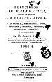 Principios de matematica 1776 Benito Bails.jpg
