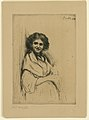 Print, Study of a Young Woman, 1880 (CH 18099019).jpg