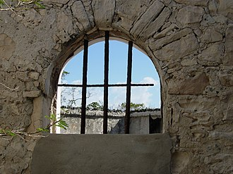 Inagua - Image: Prison Window Matthewtown