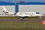 Private, M-STEP, Gulfstream G150 (22367264016).jpg