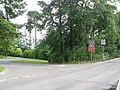 Private road off Capelrig Road - geograph.org.uk - 1420246.jpg