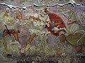 Produzione greca o magnogreca, sarcofago delle amazzoni, 350-325 a.C. ca, da tarquinia 21.JPG