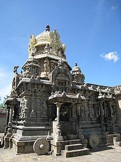 Mela Kadambur Amirthakadeswarar Temple temple in India
