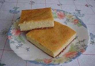 Serbian cuisine - Image: Proja
