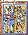 Psalter-Hours of Guiluys de Boisleux, Morgan M.730, fo.14v, 1246-1250.jpg