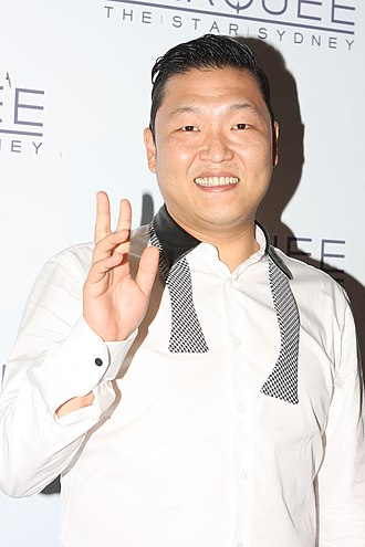 Psy discography - Psy at The Star in Sydney, Australia