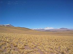 Pular (volcano) - Image: Pular Volcano Chile 015