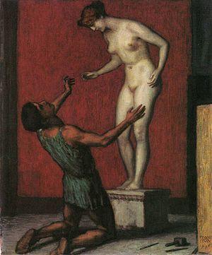 Древнегреческий миф о нарциссе википедия